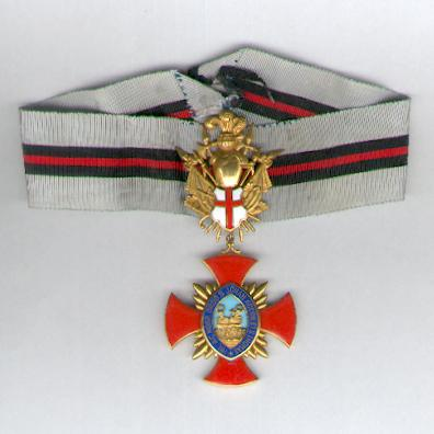 Sovereign Military Hospitaller Order of Saint John of Acre and Saint Thomas, commander
