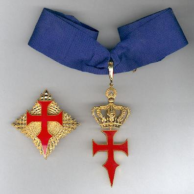Uncertain Order of St. James, Grand Cross Set