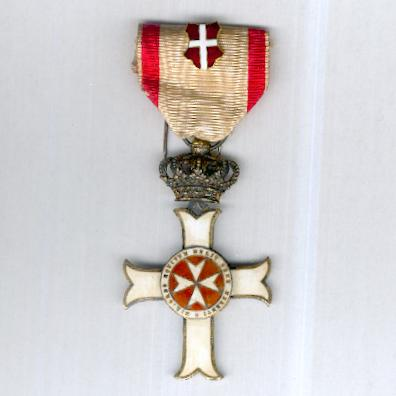Sovereign Military Hospitaller Order of Saint John of Jerusalem, of Rhodes and of Malta, Cross of Merit