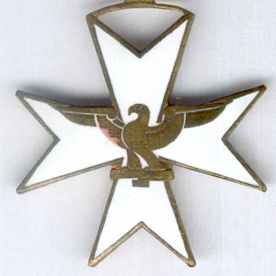 Commemorative cross of the royal air force in the aegean for Air force decoration points
