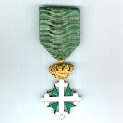 c8c26fac51c Order of Saint Maurice and Saint Lazarus, officer (Ordine di San ...