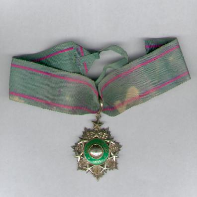 Order of the Star of Jordan (Wisam al-Kawkab al-Urdani), commander