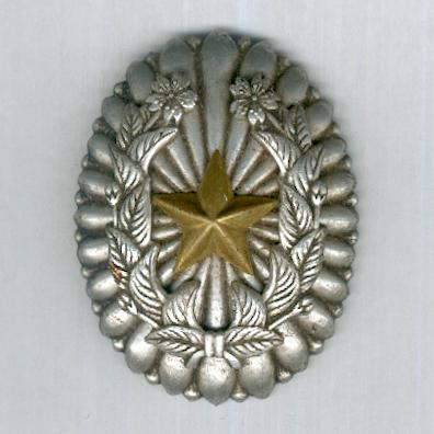 Commander's Badge, Company Grade Officer (ikan)