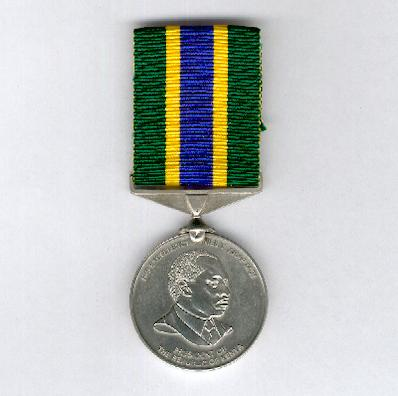 Distinguished Service Medal, 1978-2002 issue
