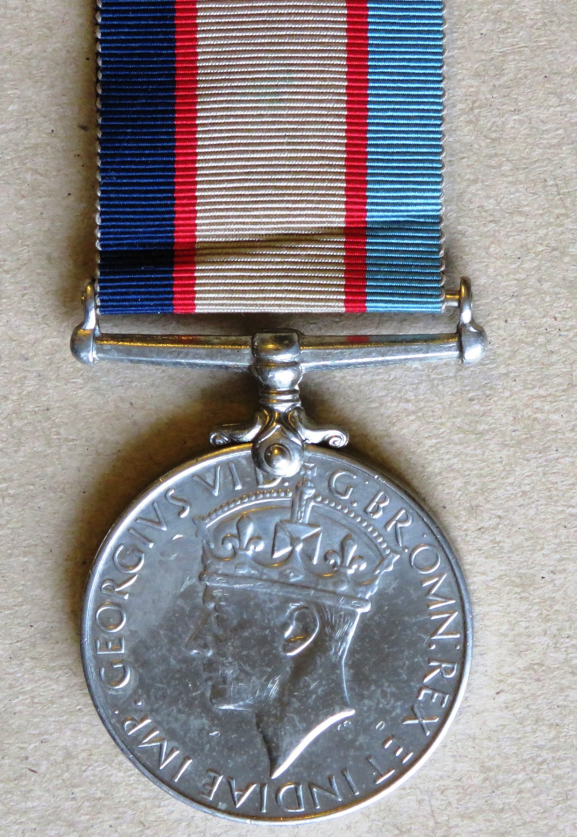 Australia Service Medal, 1939-1945, attributed to VX7453 Lance Corporal A.T. MacDonald