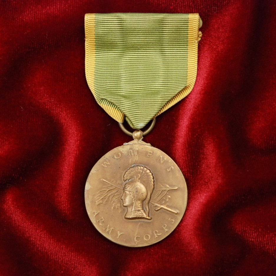Women's Army Corps Service Medal