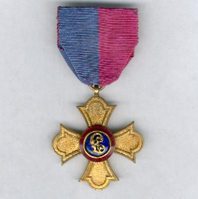 Golden Medal of Merit of the Principality of Liechtenstein (Fürstliche Liechtensteinisches Goldenes Verdienstzeichen)