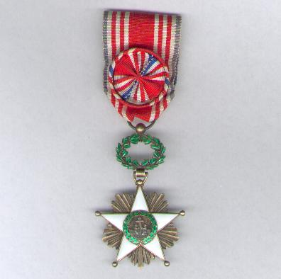 Humane Order of African Redemption, officer