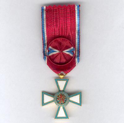 Order of Merit of the Grand Duchy of Luxembourg, officer (Ordre de Mérite du Grand-Duché de Luxembourg, officier)