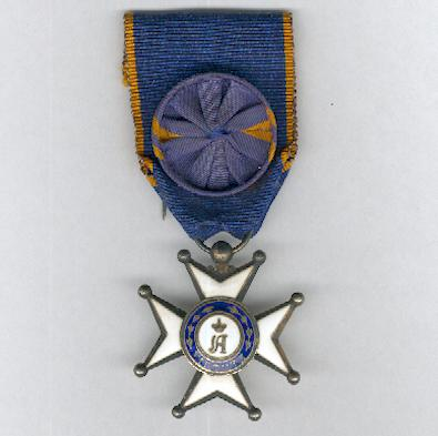 Civil and Military Order of Merit of Adolph of Nassau, officer (Ordre Ducal du Mérite Civil et Militaire d'Adolphe de Nassau, officier)