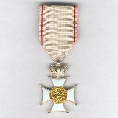 Order of the Grimaldi, knight (Ordre des Grimaldi, chevalier)