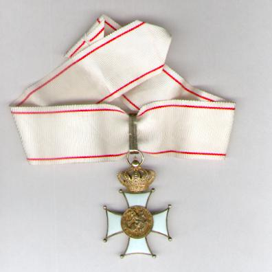 Order of the Grimaldi, commander (Ordre des Grimaldi, commandeur)
