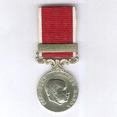 Army Long Service and Good Conduct Medal by Spink & Son Ltd., London