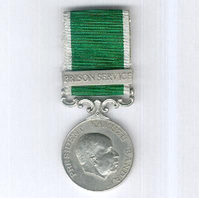 Prison Service Long Service and Good Conduct Medal by Spink & Son Ltd., London