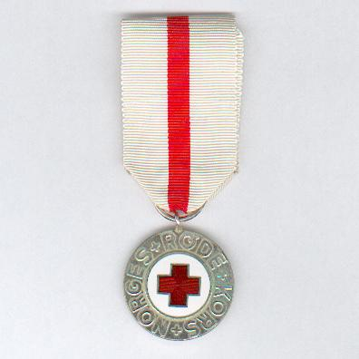 Medal of the Norwegian Red Cross (Norges Røde Kors Medalje)