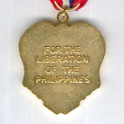 Liberation Medal, 1944-1945