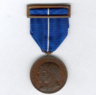 Royal Medal for the War of Liberation, 1826-1834