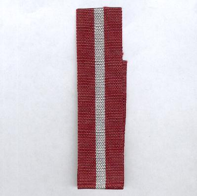 RUSSIA, SOVIET.  Ribbon for the Order of the Red Star