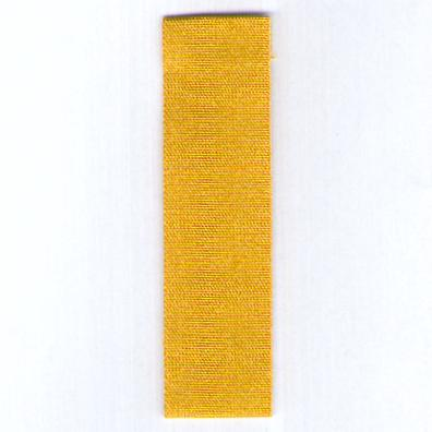 GREAT BRITAIN. Ribbon for the Imperial Yeomanry Long Service and Good Conduct Medal