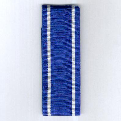 NATO. Ribbon for the Service Medal for the Former Yugoslavia
