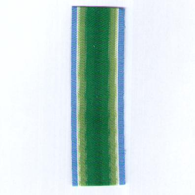 UNITED NATIONS. Ribbon for the United Nations Military Observer Group in India and Pakistan (UNMOGIP) Medal