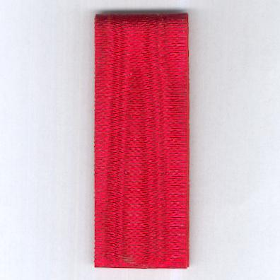 FRANCE. Ribbon for the Royal, Imperial and National Order of the Legion of Honour (Coup de ruban pour l'Ordre Royal, Impérial et National de la Légion d'Honneur