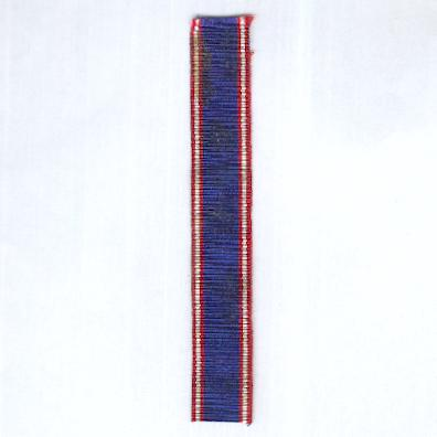 GREAT BRITAIN. Ribbon for the Royal Victorian Order, miniature