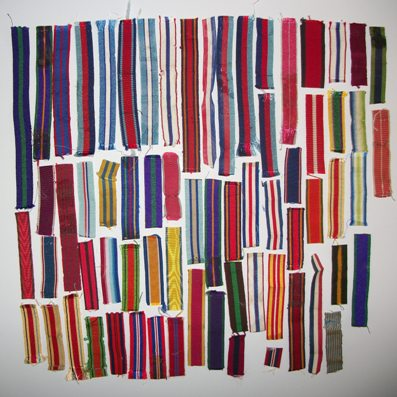GREAT BRITAIN. Assorted British miniature ribbons