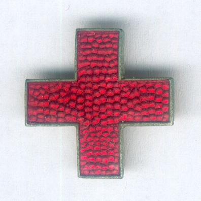 Belgian Red Cross insignia