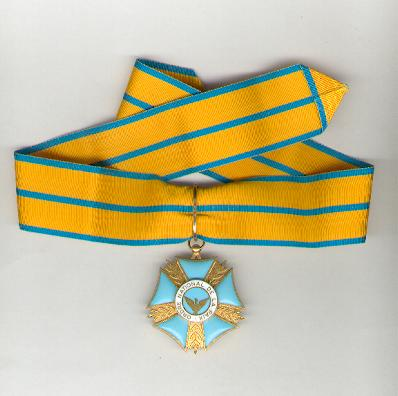 National Order of Peace, commander (Ordre National de la Paix, commandeur)