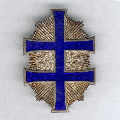 Order of the War Victory Cross, III class