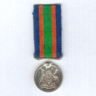 Distinguished Conduct Medal, miniature