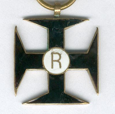 Cross of an Unknown Order