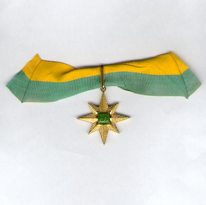 Star of an Unknown Order, possibly a Freemasonry jewel