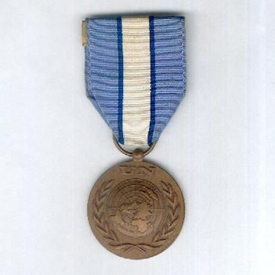 United Nations Medal, UNFICYP (United Nations Peacekeeping Force in Cyprus)