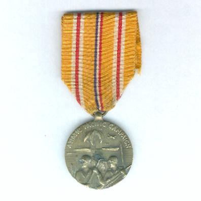 Asiatic-Pacific Campaign Medal, 1941-1946