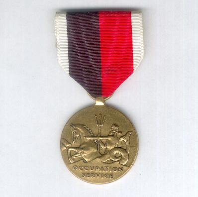 Navy Occupation Service Medal