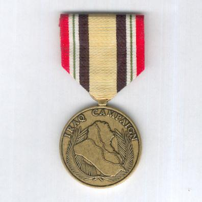 Iraq Campaign Medal, 2003 onwards