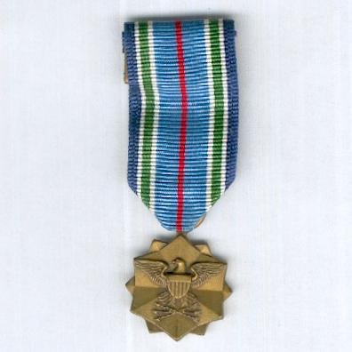 Joint Service Achievement Medal, miniature