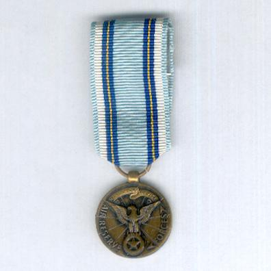 Air Reserve Forces Meritorious Service Medal, miniature