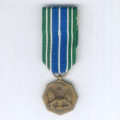 Army Achievement Medal, miniature