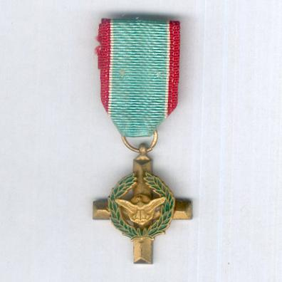 Air Force Cross, miniature