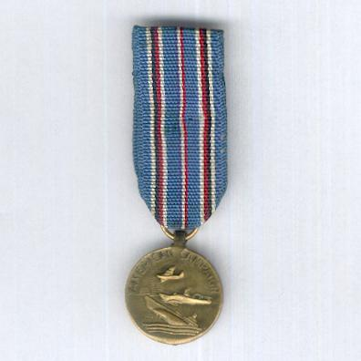 American Campaign Medal, 1941-1946, miniature