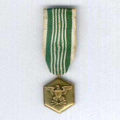 Army Commendation Medal, miniature