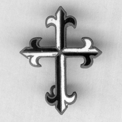 Order of the Militia of Christ, lapel badge