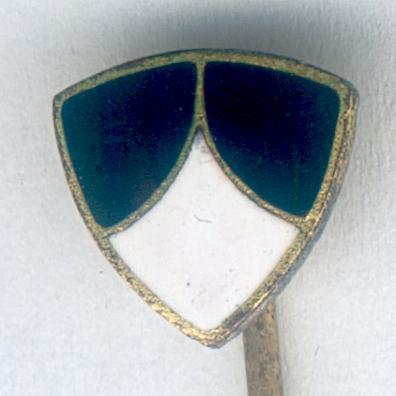 Order of the Militia of Christ, stickpin