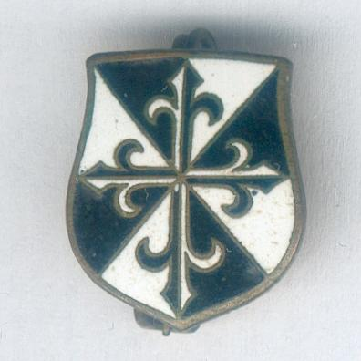 Order of the Militia of Christ, brooch