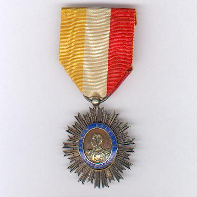Order of the Liberator, knight (Orden del Libertador, caballero)