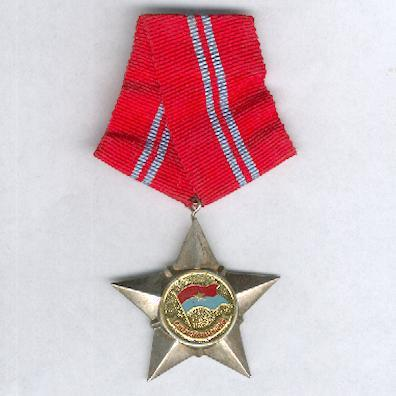 Soldier of Liberation Order, II class