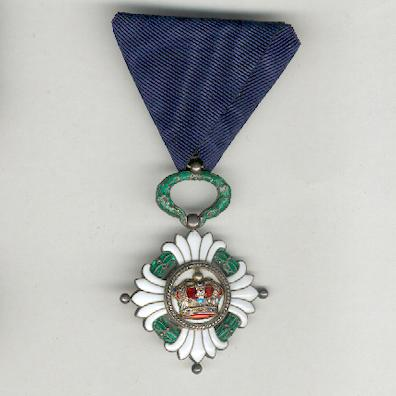 Order of the Yugoslav Crown, knight